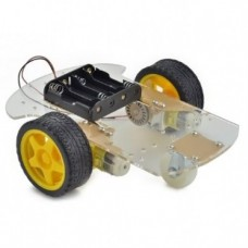 2WD Robot Chassis