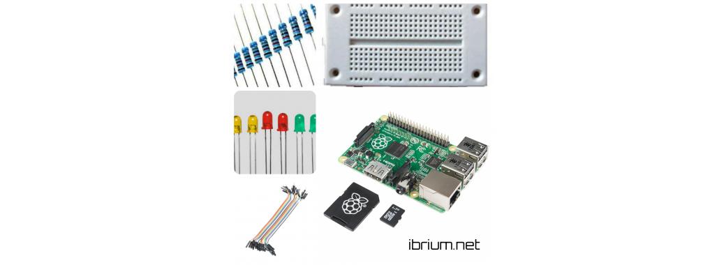Raspberry Pi 3 Prototyping Kit